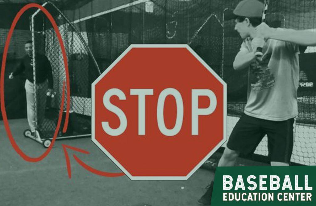 🛑 STOP underhand tossing!