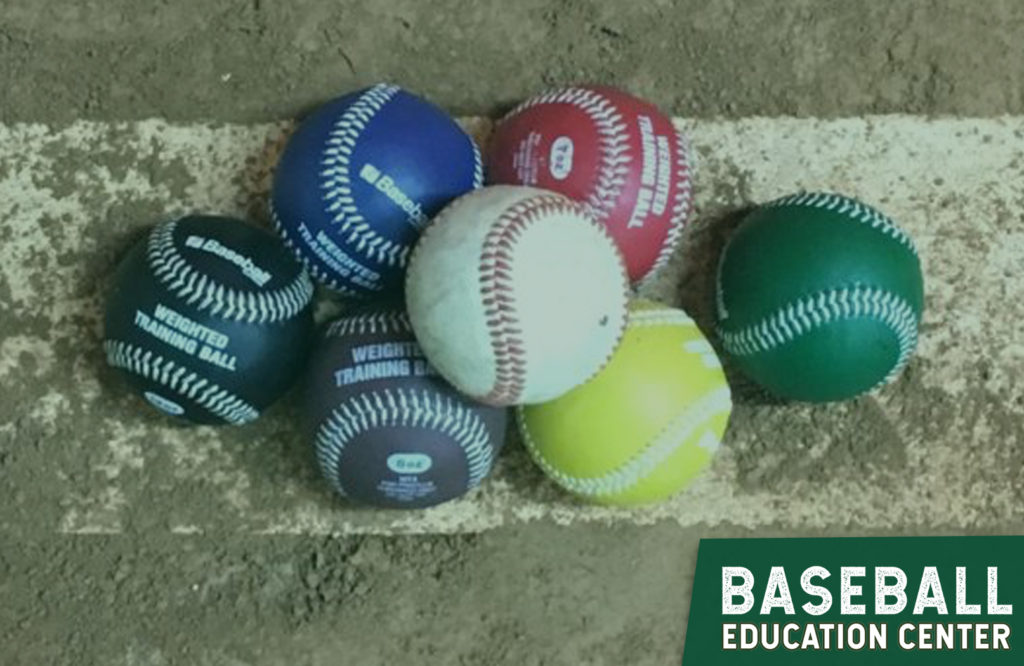 What You Really Need to Know About Weighted Balls